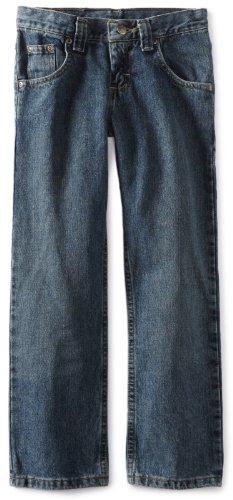 凑单品:LEE 李 少年款 修身直筒牛仔裤