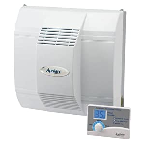 Aprilaire Humidifier, 120V Whole House Humidifier w/ Auto Digital Control .75 Gallons/hr, Model Aprilaire 700