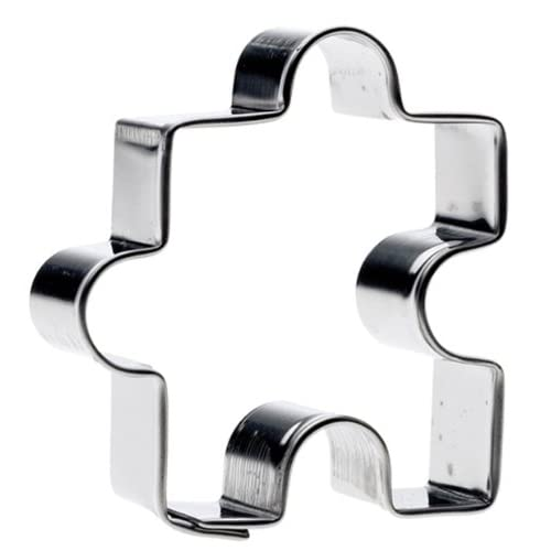 .com: SVEICO 939227-1 Puzzle Shaped Cookie Cutter: Kitchen & Dining