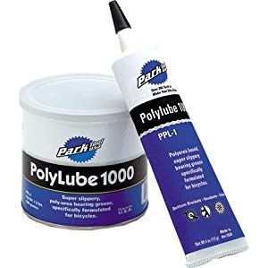 Park Tool PPL-1 Polylube 1000 Grease Tube (4 oz)