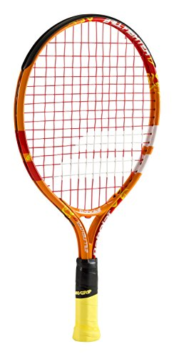 Kinder Tennisschläger Ballfighter 17 - besaitet
