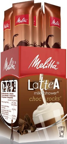 Melitta Milk2shower Choc Rocks