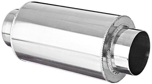 """Vibrant (12902) 4"""" Aluminum Race Muffler"""