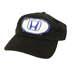 Honda Black/Blue Patch Hat