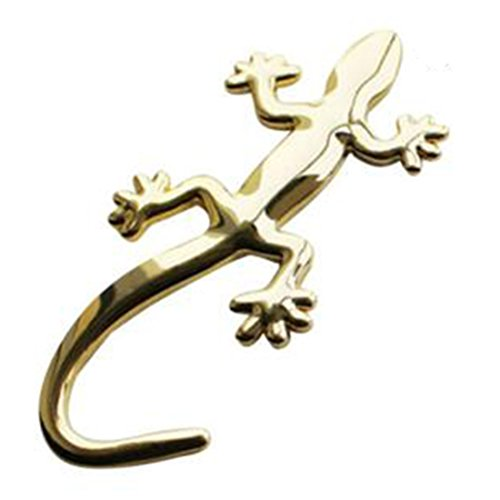 joyliveCY-1Pcs-Mode-Metall-LKW-Auto-Aufkleber-Styling-Cool-3D-Emblem-Eidechse-Gecko-Fest-Autos-Trucks-Logo-Aufkleber-Aufkleber