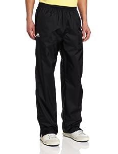 Adidas Golf Men's Climaproof Rain Provisional Pant, Black/White, Medium