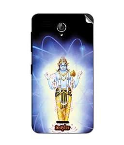 indiaspride SKIN STICKER FOR micromax unite2a106