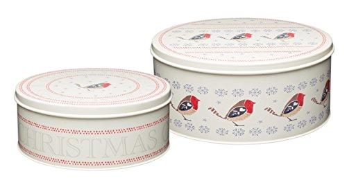kitchen-craft-little-red-robin-de-gateau-de-noel-boites-de-rangement-lot-de-2