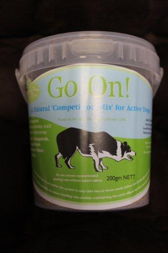 Go Dog Supplement