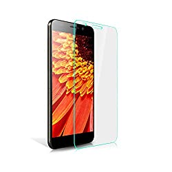 Heartly Imak 9H Hardness Anti Explosion 0.3mm Tempered Glass 2.5D Arc Edge Screen Guard Protector For Huawei Honor 6 Dual Sim