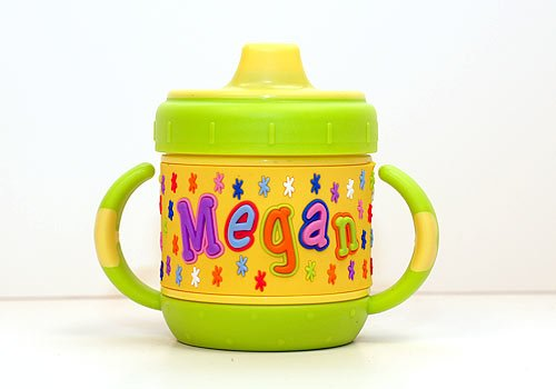 Personalized Sippy Cup: Megan front-855808