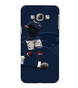 EPICCASE Footballer Mobile Back Case Cover For Samsung Galaxy A3 (Designer Case)