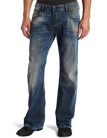 Diesel Men's Zathan Trousers, Denim, 31