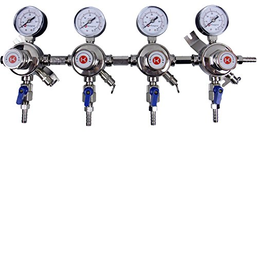 kegco-kc-lh-54s-4-premium-pro-series-four-product-secondary-beer-regulator-chrome