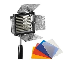 Yongnuo YN-160 LED Videoleuchte 160 LEDs 1480 LUX
