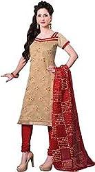 Vastrakosh Women's Silk Cotton Unstitched Dress Material (Vastra_37_Multicoloured_44)