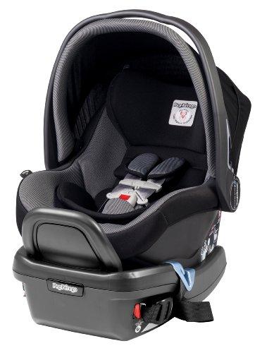 Peg Perego Primo Viaggio 4/35 Infant Car Seat, Stone front-743975