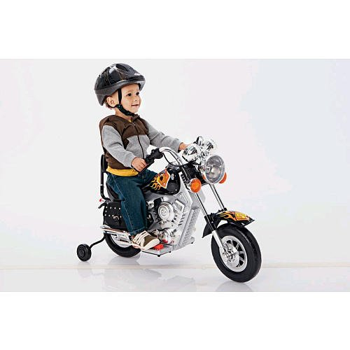 New Star Scooby-Doo Muscle Motorcycle Toy - Black