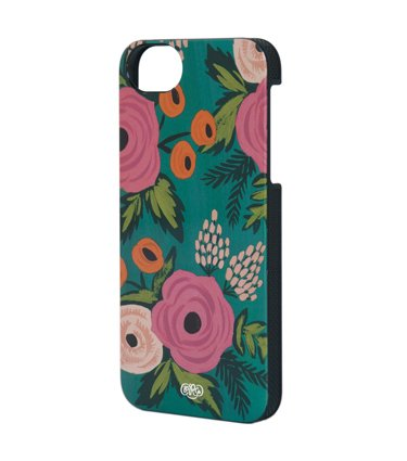 Great Price Rifle Paper Co - Spanish Rose Iphone 5 Case - Inlay