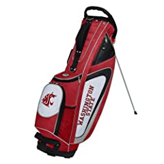 Buy NCAA Washington State Cougars Gridiron II Stand Bag by Team Effort