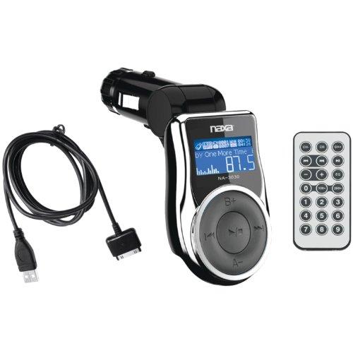 NAXA NI-3215 iPhone/iPod 5-In-1 Accessory Kit