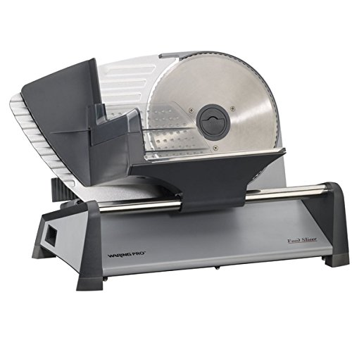 Waring Pro WPS310SA Professional Food Slicer, Stainless Steel (Waring Pro 150 compare prices)