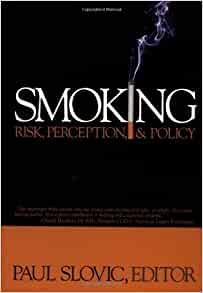 perceptions of health risk and smoking Researchers noted that these risk perceptions were generally in line with research data and perspectives in the tobacco control community suggesting tobacco products possess a continuum of risk, with combustible tobacco cigarettes representing the most harmful type of product to individual health, and noncombustible and non-tobacco products .