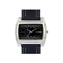Timex Analog Black Dial Mens Watch - KW01