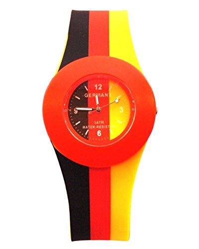 ellemkar-amaze-324-analoge-armbanduhr-mit-digitalem-quartzwerk-in-den-farben-schwarz-rot-gold-mit-si