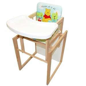 East Coast Nursery Winnie The Pooh Combination Highchair