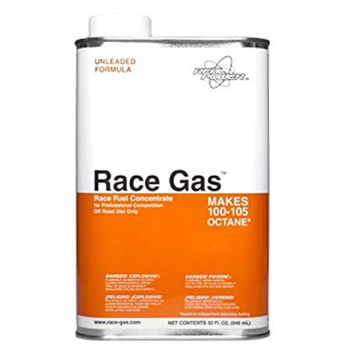 RaceGasTM Race Fuel Concentrate Makes 100-105 High Octane Gas 32oz (Lead Additive For Gas compare prices)