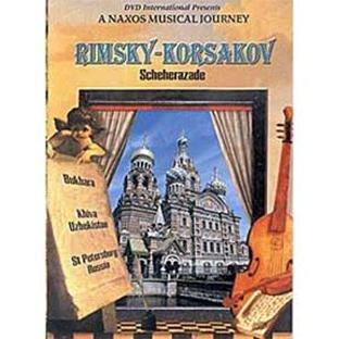 Rimsky-Korsakov - Scheherazade (Czecho-Slovak So, Lenard) [DVD] [NTSC]