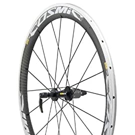 Mavic Cosmic Carbone SL Road Bike Rear Clincher Wheel