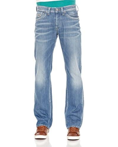 Pepe Jeans London Jeans Kingston [Blu Medio]