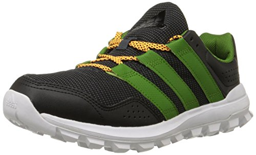 Adidas Performance Men's Slingshot TR M Running Shoe,Dark Grey/Black/White,7.5 M US