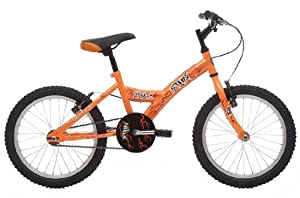 Sunbeam Boy's Stun Bike - (Orange, 18 Inch, 11 Inch, 18 Inch)