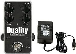 Darkglass Duality Fuzz Bass Fuzz Pedal w/ 9V Power Supply from Darkglass