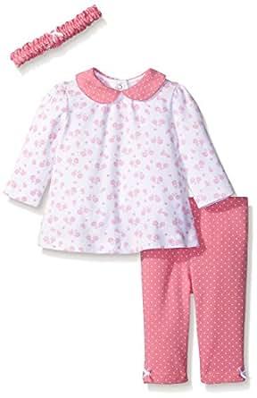 Amazon Little Me Baby Girls Tunic and Leggings Set