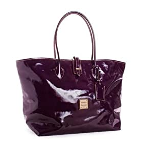 Dooney & Bourke Patent Large Cindy Tote