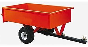 Husqvarna 531031007, HDC1000 PRO Heavy Duty Dump Cart 1000 lb capacity from Husqvarna