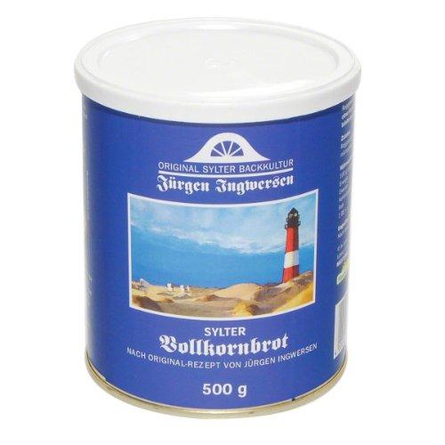 German Mestemacher Sylt Bread Wholemeal Bread - 500 g