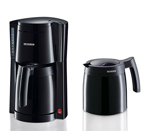 KA 9234 Kaffeeautomat mit 2 Thermokannen, schwarz