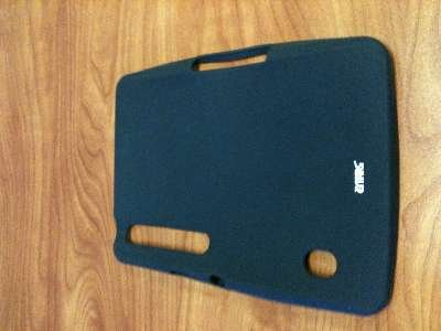 EMPIRE Black Silicone Skin Case Cover for Motorola XOOM at Electronic-Readers.com