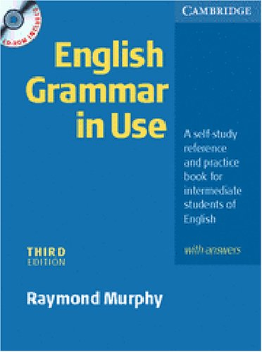English Grammar in Use with answers and CD-ROM and Cambridge Learner's Dictionary with CD-ROM