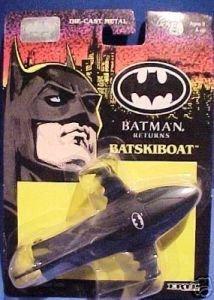 BatSkiBoat - Batman Returns Die-Cast Metal Vehicle