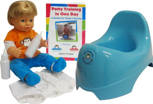 Free Potty Training Kits front-1043608