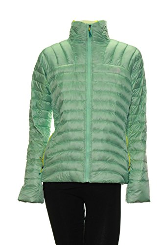 Women's The North Face Thunder Micro Jacket Medium Beach Glass Green (Thunder Micro Jacket compare prices)