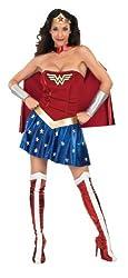 Wonder Woman Costume by Crazy Dog Tshirts
