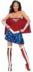 DC Comics Deluxe Wonder Woman Adult Costume