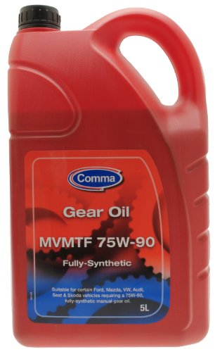Comma MVMTF5L 75W-90 5L Fully Synthetic Gear Oil